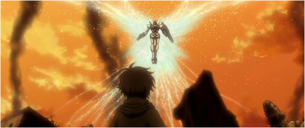 Gundam Double Zero, saison 1 Pano